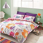 more details on Zandra Rhodes Blaze Duvet Cover Set - Kingsize.