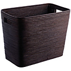 more details on Habitat Canella Dark Stained Magazine Basket.