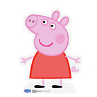 more details on Peppa Pig Small Cardboard Cut-Out.