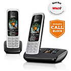 more details on Gigaset C430A X3 Cordless Telephone TAM - Silver.