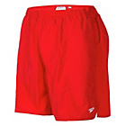 more details on Speedo Solid Leisure Swimming Shorts ‑ Red.
