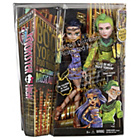 more details on Monster High Boo York Comet Crossed Couple.