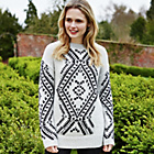 more details on Cherokee Women's Fairisle Longline Jumper.
