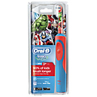more details on Oral-B Avengers Kids Electric Toothbrush.
