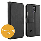 more details on Proporta Folio Case for Samsung Galaxy S5 - Black.