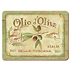 more details on Creative Tops Olio D'Oliva Mats and Coasters Pack of 6.