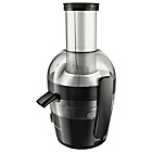 more details on Philips HR1852 Black Viva Collection Juicer - Black.