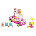 more details on Shopkins Scoops Ice Cream Truck Playset.
