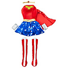 more details on Womens Wonderwoman Costume Size 12-14