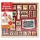 more details on Melissa and Doug Stamp a Scene Farm.