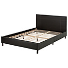 more details on Hygena Erica Small Double Bed Frame - Black.