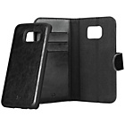 more details on Xqisit Wallet Case Eman for Samsung Galaxy S6 Edge - Black