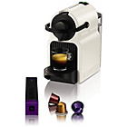 more details on Nespresso Inissia Coffee Machine by Krups - White.