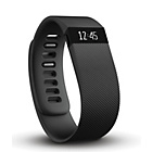 more details on Fitbit Charge Small Activity and Sleep Wristband - Black.