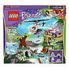 more details on LEGO Friends Jungle Bridge Rescue - 41036.