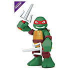 more details on TMNT Talking Figure - Raph.