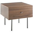 more details on Habitat Rowan Bedside Table - Walnut.