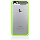more details on Odoyo Flashing Case for iPhone 6 - Lime Green