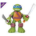 more details on TMNT Talking Figure - Leo.