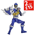 more details on Power Rangers Dino Charge 12.5cm Action Figure Blue Ranger.