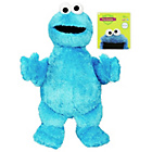 more details on The Furchester Cookie Monster Jumbo Plush.