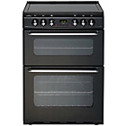 more details on New World EC600DOm Double Electric Cooker-Black/Ins/Del/Rec.