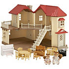 more details on Sylvanian Families Beechwood Hall Gift Set.