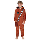 more details on Star Wars Chewbacca Onesie - 7-8 Years.