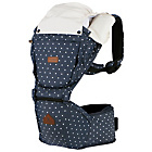 more details on i-angel Hipseat Carrier - Denim Starlit.