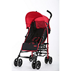more details on Fisher Price From Birth Pushchair - Black and Red.