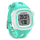 more details on Garmin Forerunner 15 GPS Running Watch - Teal/White.