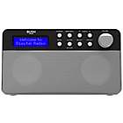 more details on Bush Stereo DAB Radio - Black