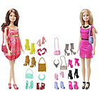 more details on Barbie Dolls Shoes and Bag Accessory Set.