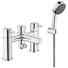 more details on Grohe Feel Bath and Shower Mixer.