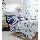 more details on Catherine Lansfield Padstow Duvet Cover Set - Kingsize.