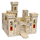 more details on Melissa and Doug Folding Medieval Castle.