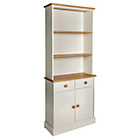 more details on Winchester Bookcase Display Unit - Soft White and Oak.