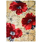 more details on Botanic Red Rug - 120 x 170cm.