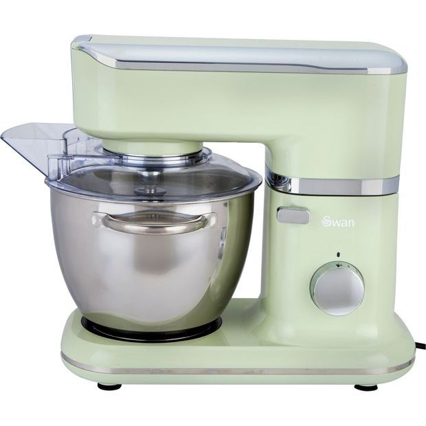 buy swan retro stand mixer green at your. Black Bedroom Furniture Sets. Home Design Ideas