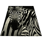 more details on Melrose Fantasia Zebra Rug - 120x170cm.