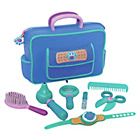 more details on Doc McStuffins Pet Vet Bag Playset