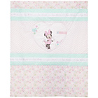 more details on Disney Minnie Mouse Quilt and Bumper Bedding Set - Pink.
