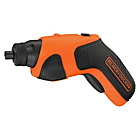 Black & Decker CS3651LC-GB Cordless Screwdriver - 3.6V