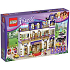 more details on LEGO Friends Heartlake Grand Hotel - 41101.