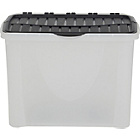 more details on 70 Litre Flip Lid Plastic Box.