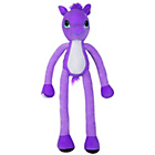more details on Stretchkins Purple Pony Soft Toy.