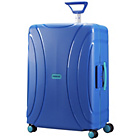 more details on Samsonite Lock n Roll 69cm Spinner Suitcase - Sky Blue.