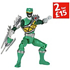more details on Power Rangers Dino Charge 12.5cm Action Figure Green Ranger.