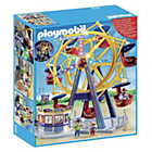 more details on Playmobil Ferris Wheel with Lights.