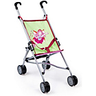 more details on Bayer Dolls Buggy - Pink and Green.